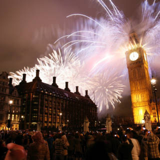 London New Year's Eve Fireworks 2019: Where to Find ...