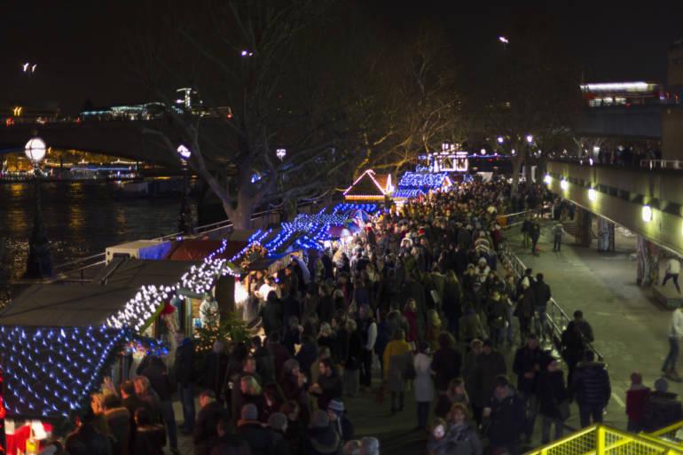 London Christmas Markets South Bank