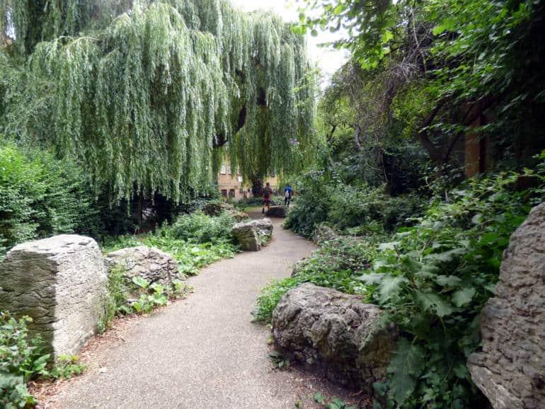 london secret spots