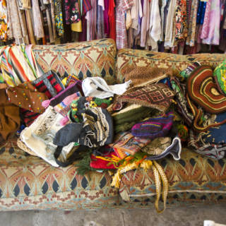 The Hammersmith Vintage Fashion, Textiles and Accessories Fair