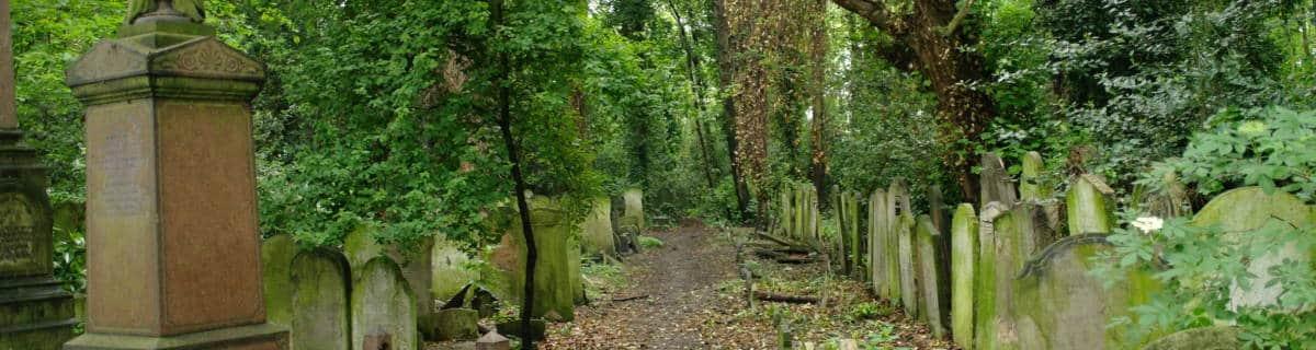 Exploring Hidden London: Tower Hamlets Cemetery Park