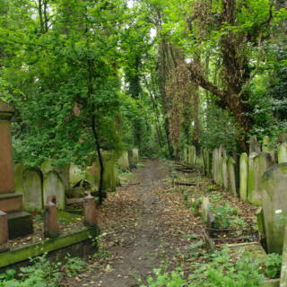 Exploring Hidden London: Tower Hamlets Cemetery Park
