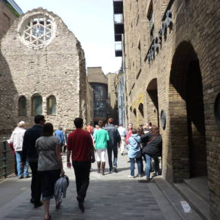A Stroll Through the Sinful Streets of Old London