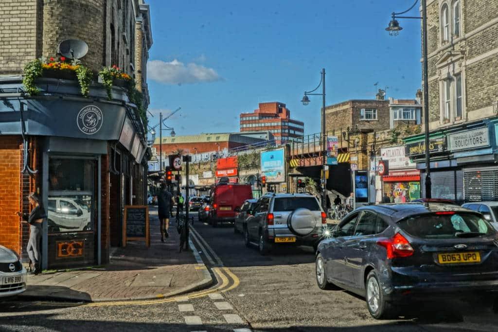 Brixton street
