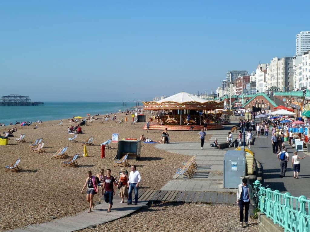London Seaside Daytrips, Brighton