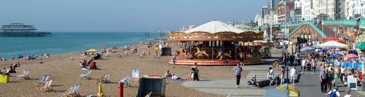 5 Cheap and Easy London Seaside Day Trips