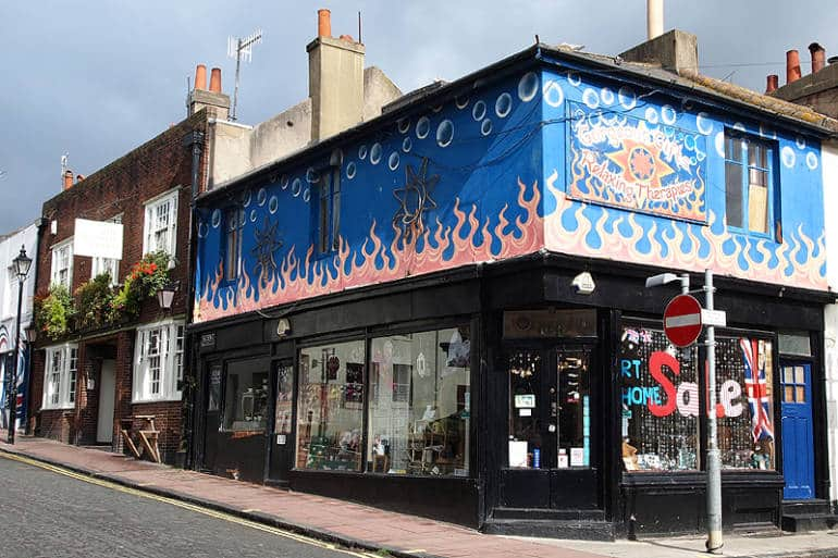 Brighton shop