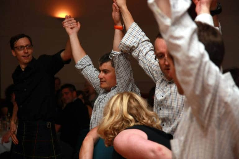 Things to do in Camden—Ceilidh Club