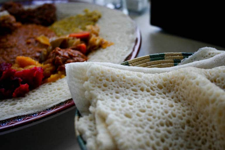 Kaffa Ethiopian Food