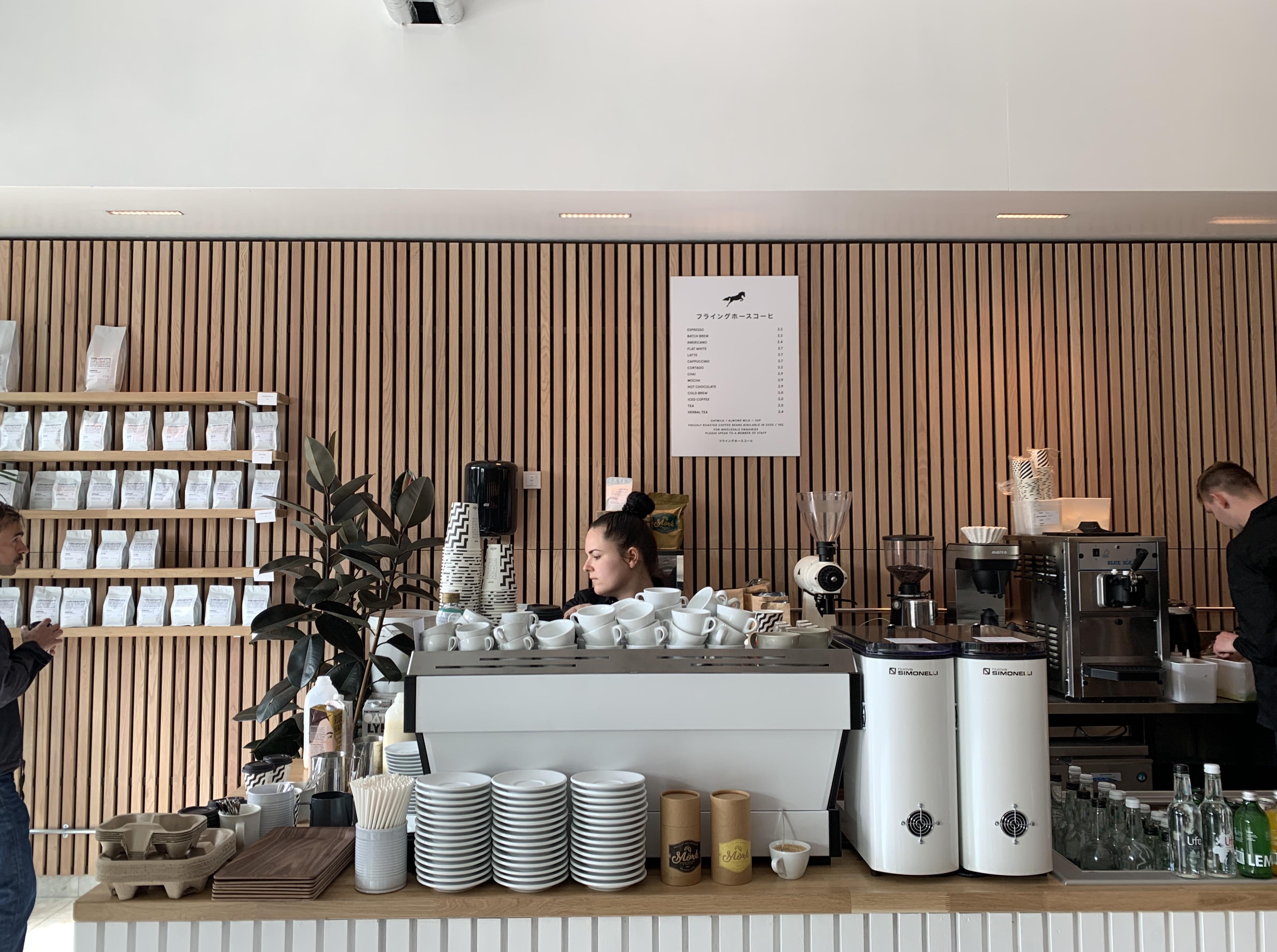 Flying Horse Espresso