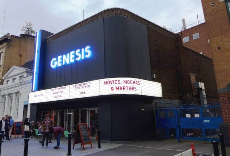 Genesis Cinemas—Host your own London Film Screening