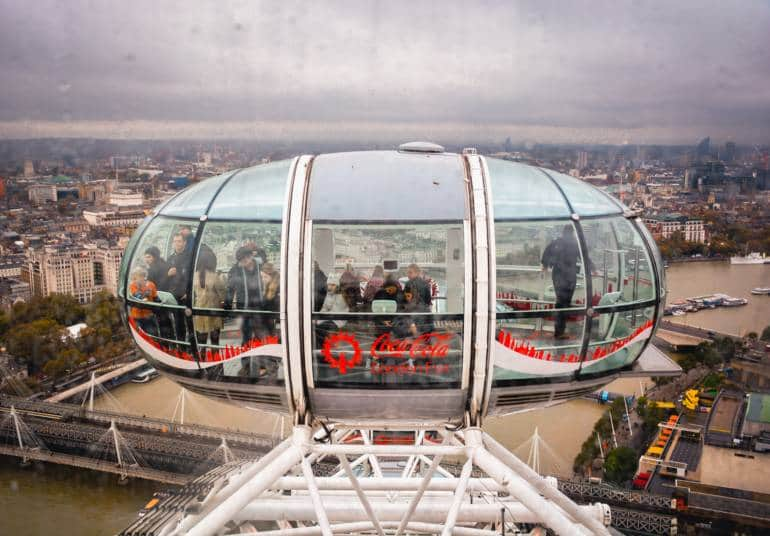 Things to do in Waterloo: London Eye