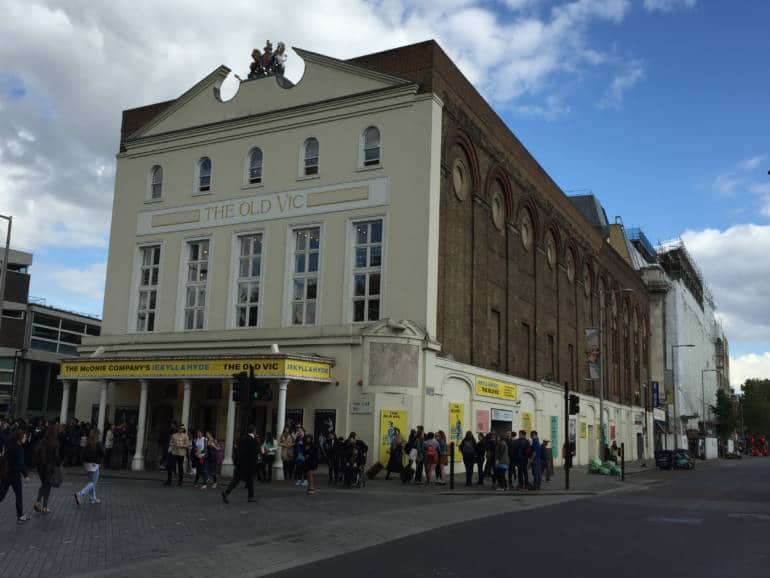 Things to do in Waterloo: The Old Vic