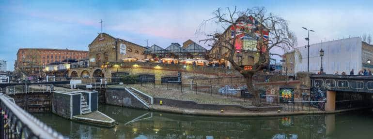 Regent's Canal Camden