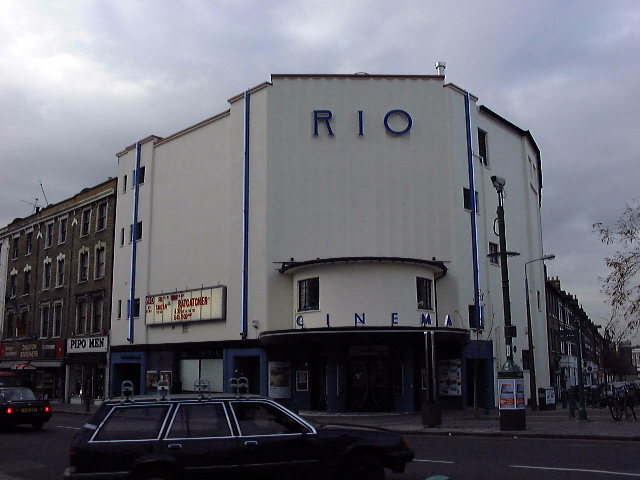 Things to do in Dalston: Rio Theatre