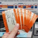 Split Train Tickets