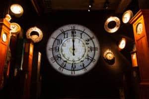 Train Station Clocks