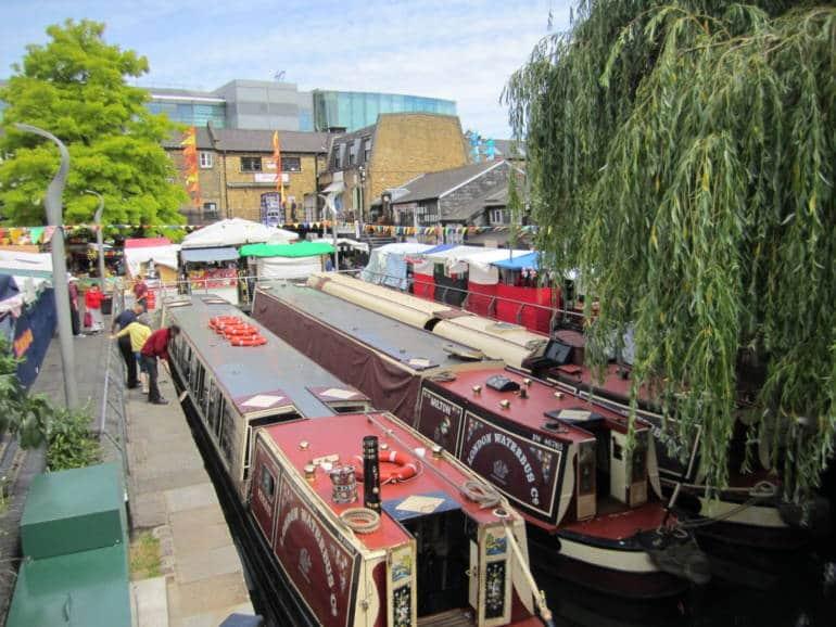 Camden Waterbus