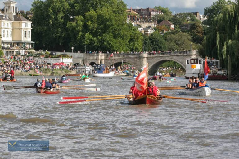 Totally Thames Great River Race