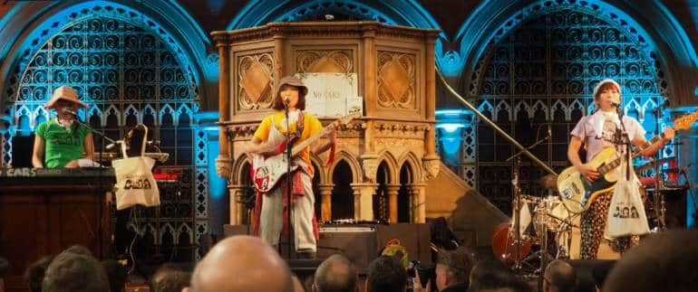 Things to do in Islington: Union Chapel