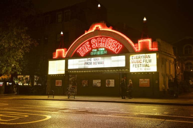 Things to do in Islington: Screen on the Green