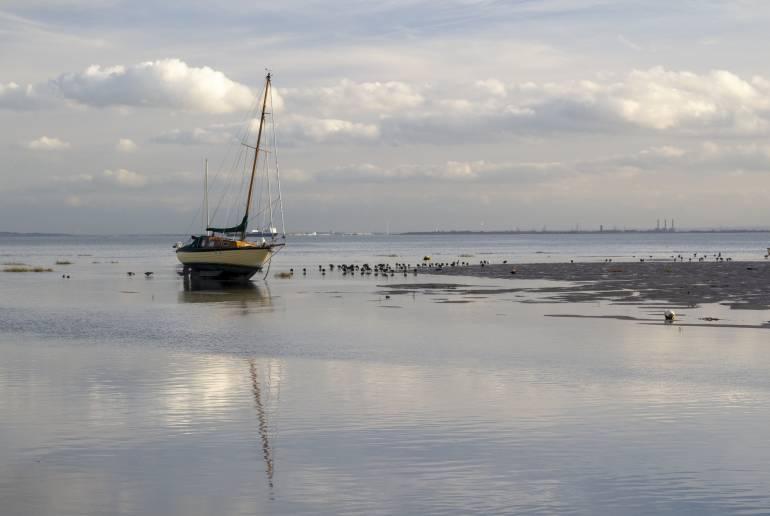 leigh-on-sea fishing boat