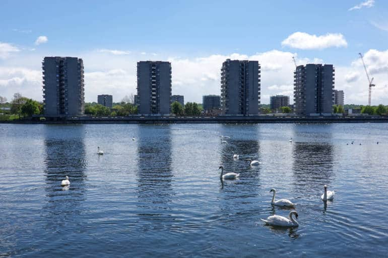 Kubrick in London: Thamesmead