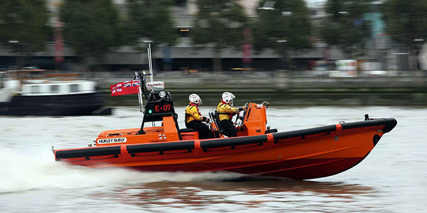 RNLI High Speed Lifeboat