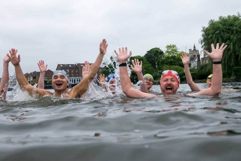 Thames Swimmers