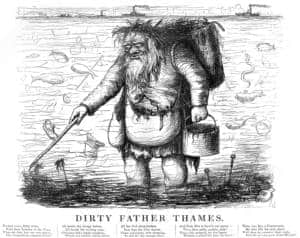 Dirty Father Thames