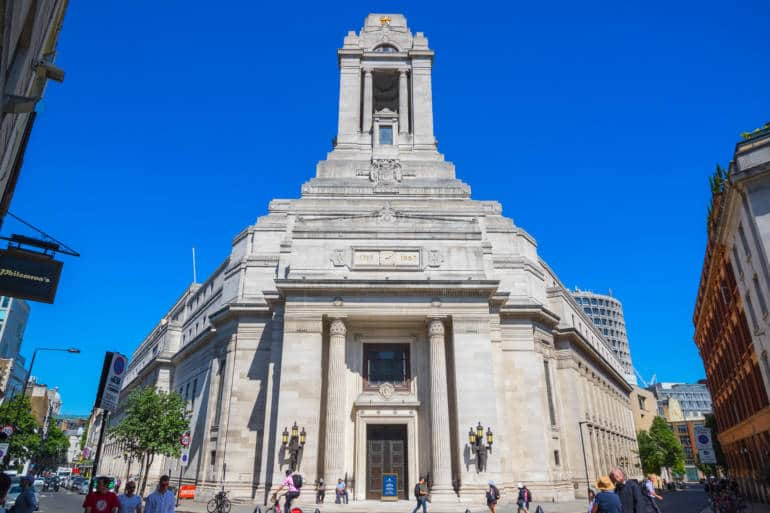 Free House London Freemasons Hall