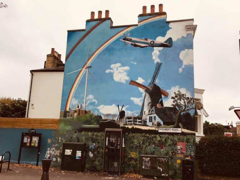 Peckham Murals