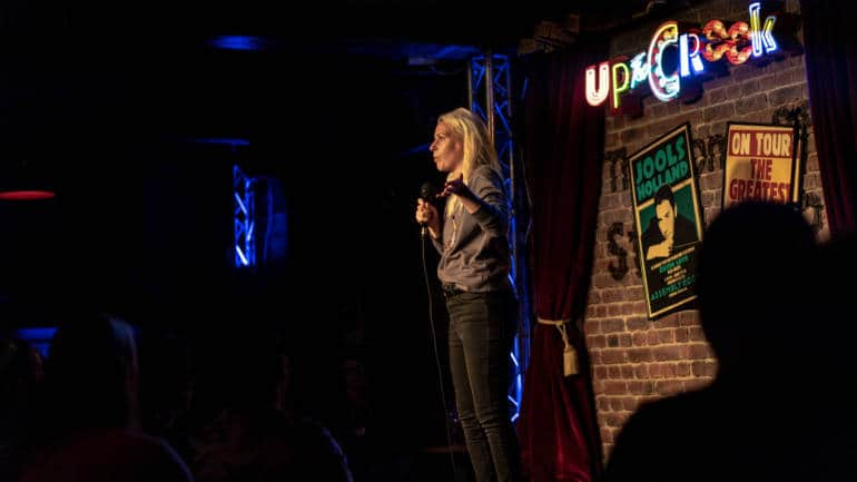 Things to do in Greenwich—standup