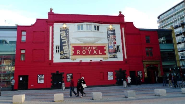 Things to do in Stratford theatre royal