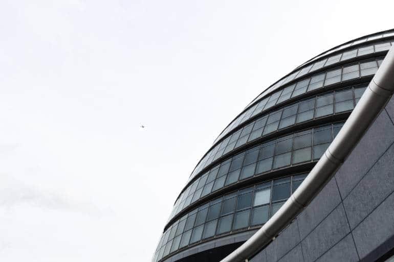 Harry Potter London City Hall