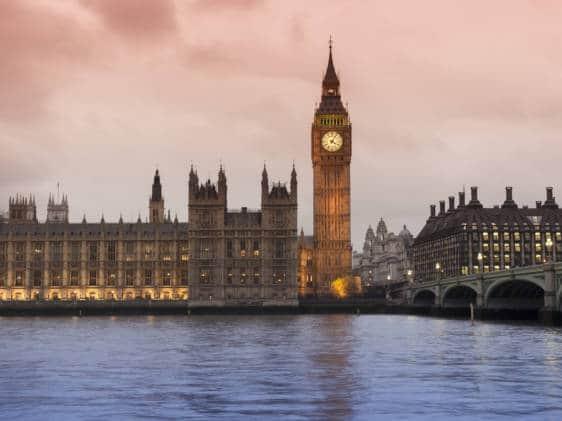 London Horror Big Ben