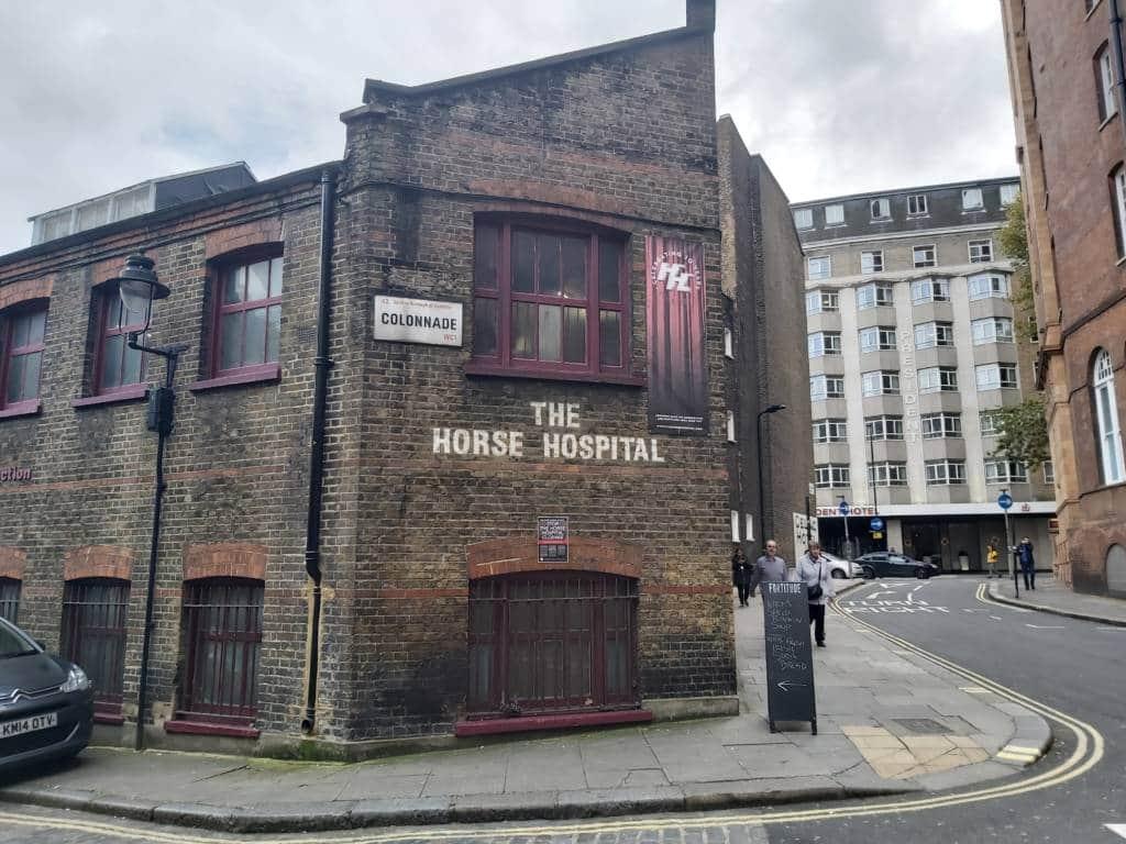 Bloomsbury Horse Hospital