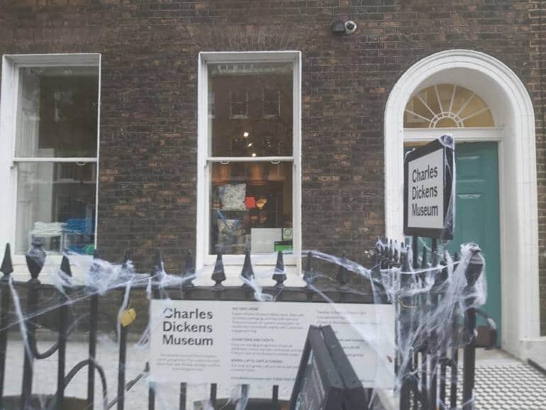 Bloomsbury Dickens Museum