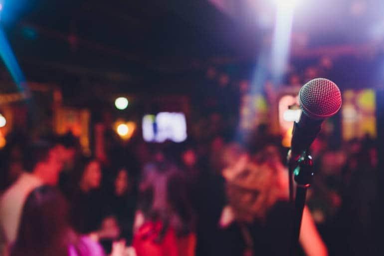 New Year's Eve Parties Karaoke