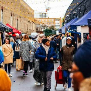Hackney Christmas Market