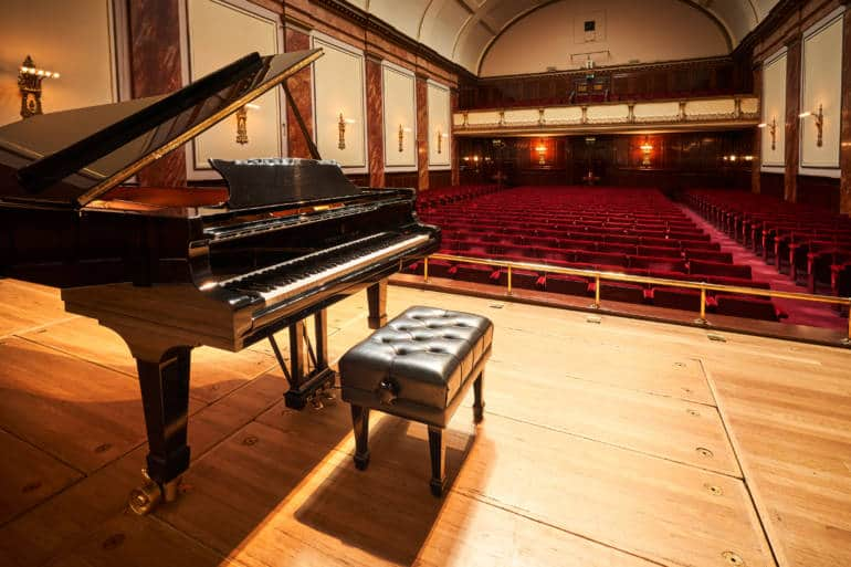 Wigmore Hall Stage