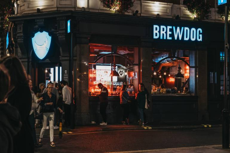 London New Year's Parties Brew Dog