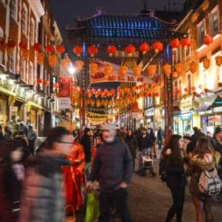 Explore London's Chinatown Online (Digital event)