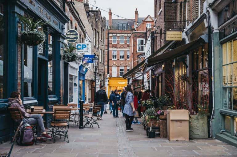 Things to do in Hampton Flask Walk