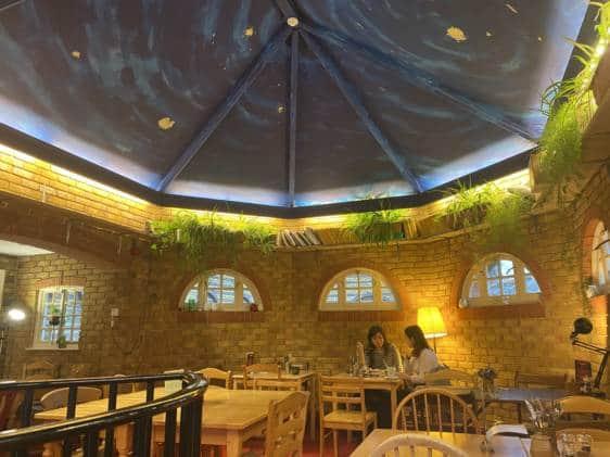 London Hot Desking Van Gogh
