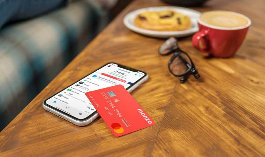 Monzo press image
