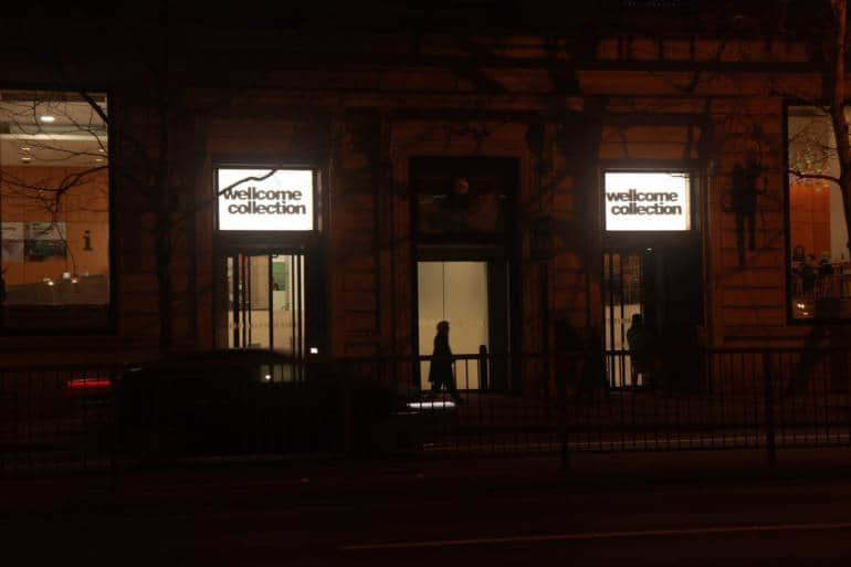 London late museum openings Wellcome
