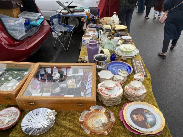 Pimlico Car Boot stuff
