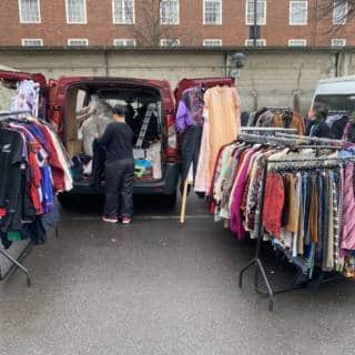 Capital Carboot Sale Pimlico