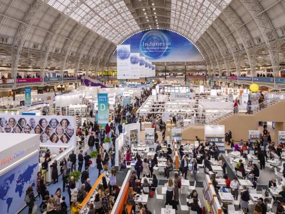 LBF London Book Fair Olympia